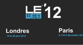 LeWeb2012