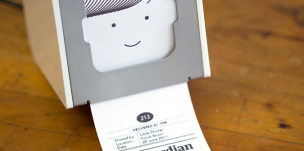 Little Printer de Berg