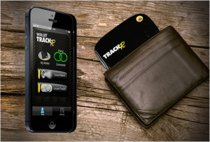 Wallet trackR de Phone Halo