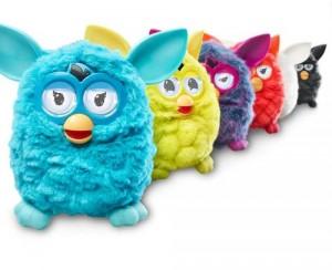 Les Furby en couleurs