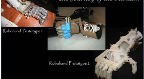 Robohand prototype